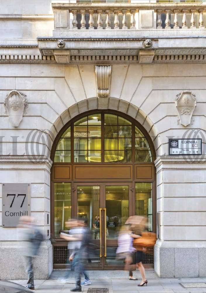 Office London, EC3V 3QQ - 77 Cornhill - 89087