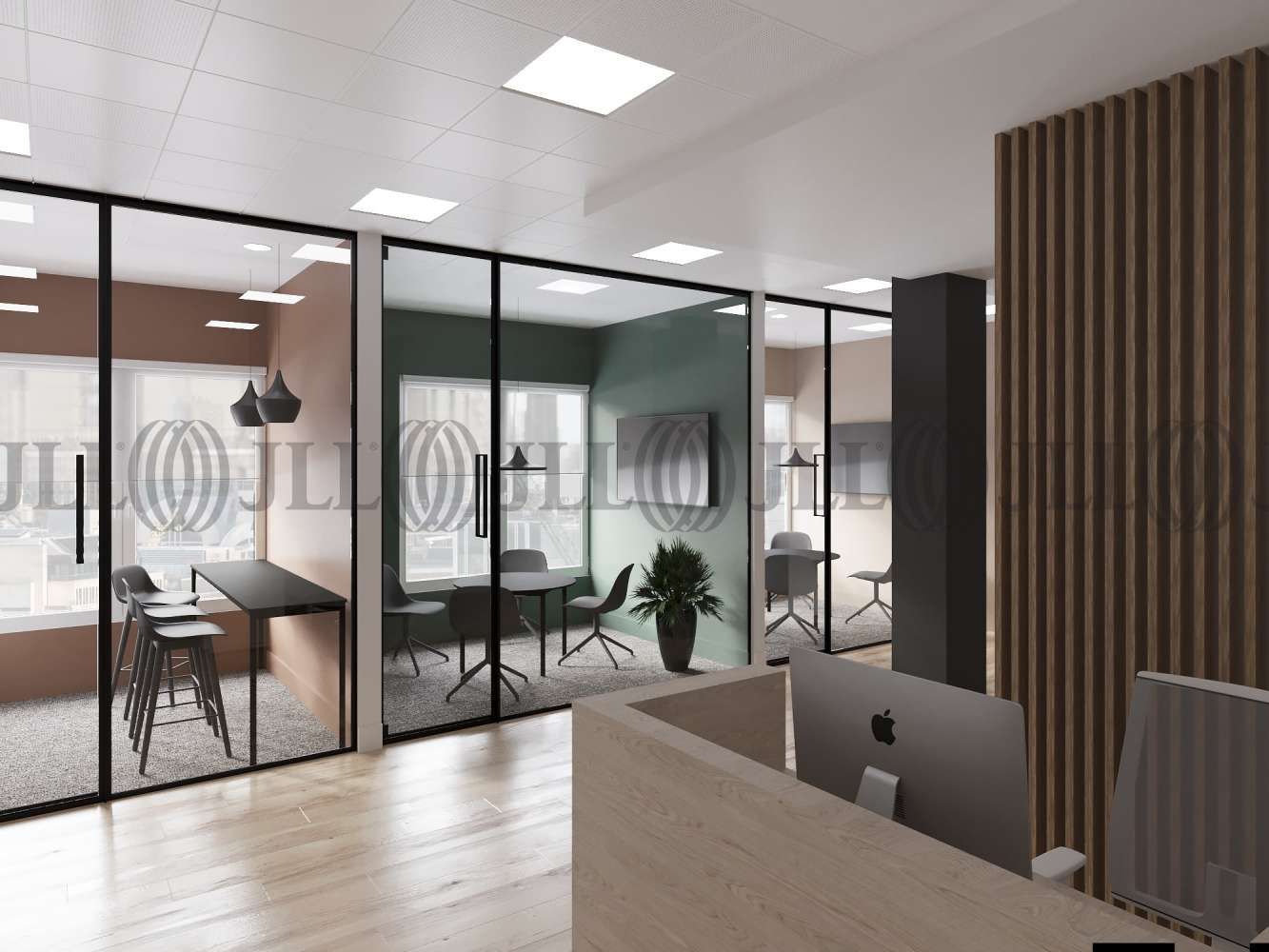 Office London, EC3V 9AH - 21 Lombard Street - 00001