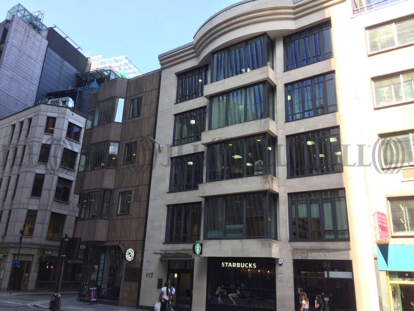 Office London, EC3A 7BT - 117 Houndsditch - 6395