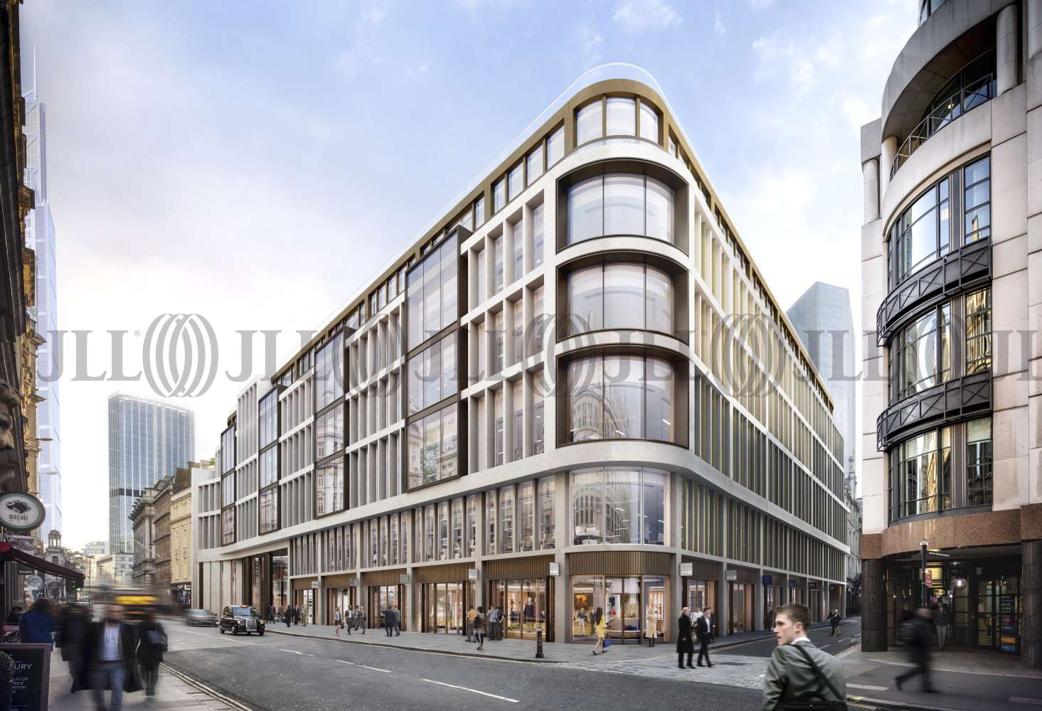 Office London, EC2M 5TQ - 60 London Wall - 01