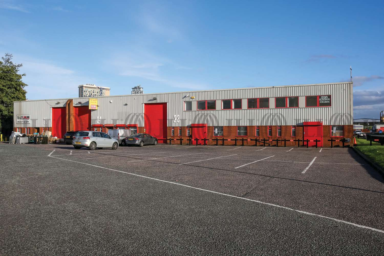 Industrial Trafford park, M17 1AY - Westbrook Park - 1