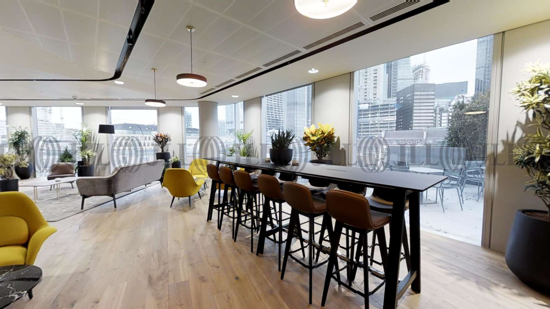 Office London, EC2R 7EQ - One Angel Court - 4