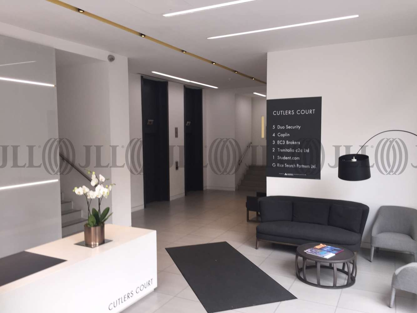 Office London, EC3A 7BR - Cutlers Court - 4909