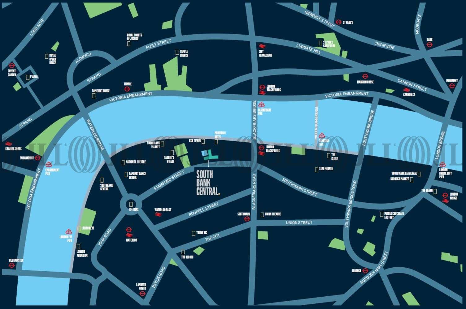 Office London, SE1 9LS - Vivo - South Bank Central - 48558