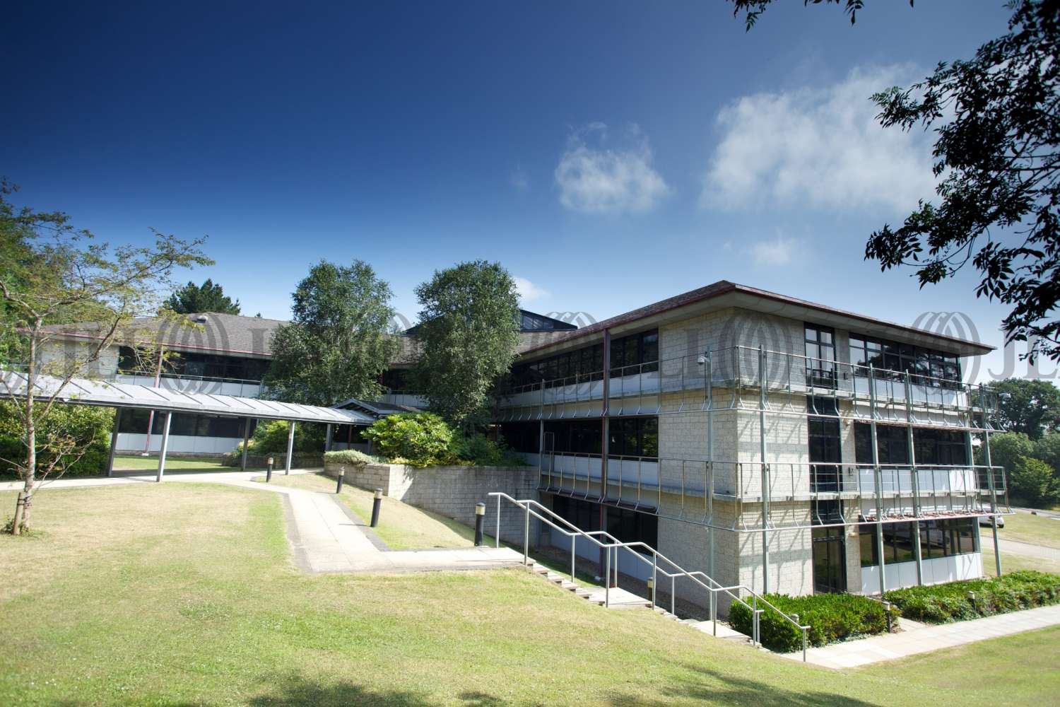 Office Exeter, EX5 1DY - Clyst House, Winslade Park