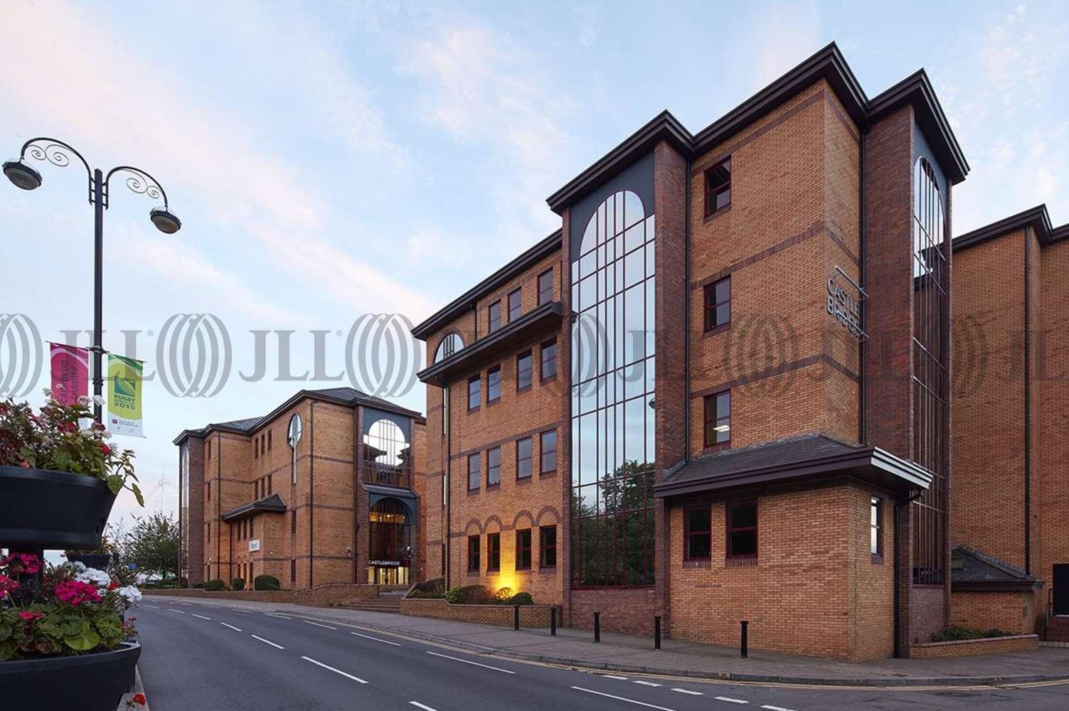 Office Cardiff, CF11 9AB - Ground floor, 2 Castlebridge - 56077