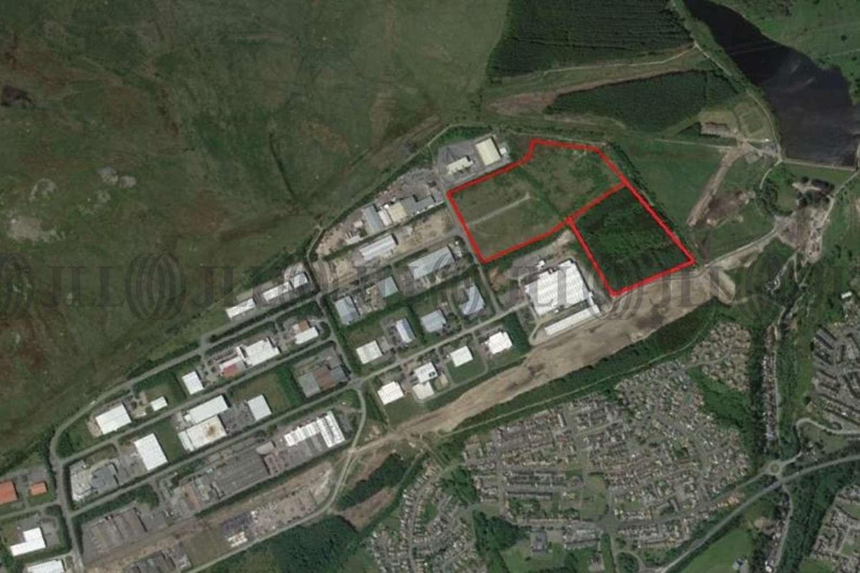 Land Ebbw vale, NP23 5SD - Land at Rassau - 1703