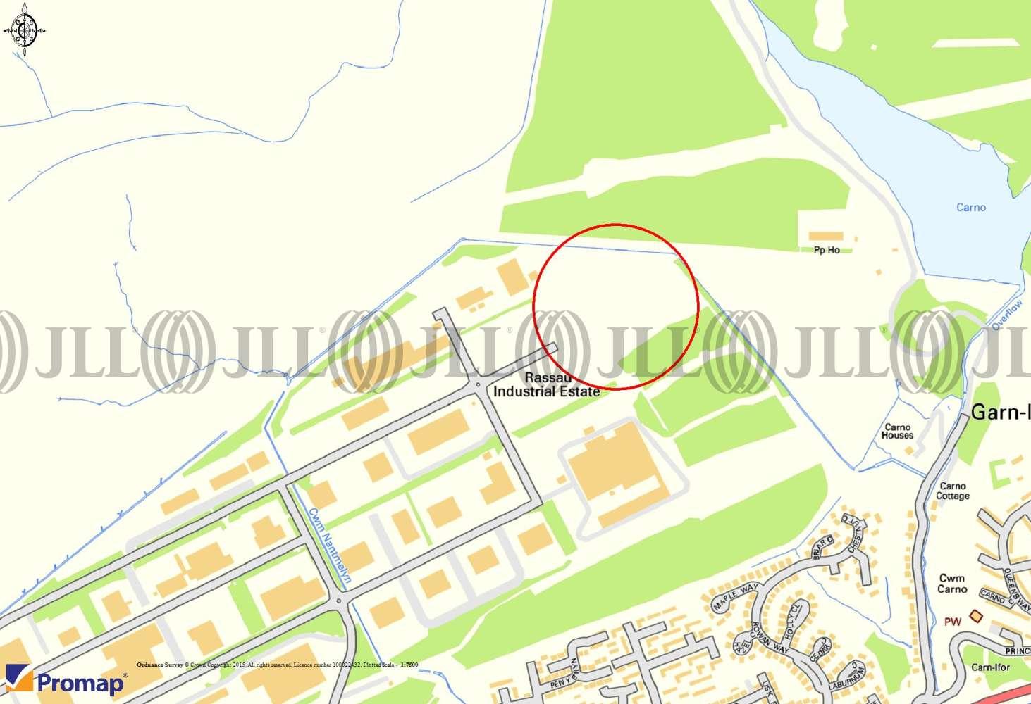 Land Ebbw vale, NP23 5SD - Land at Rassau - 1704