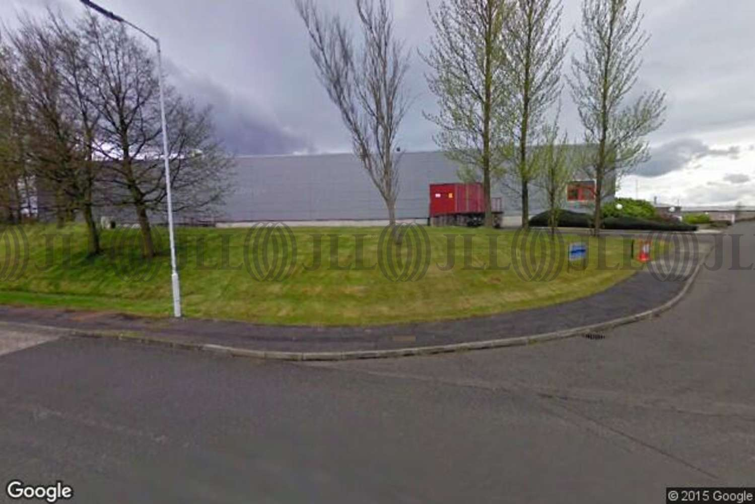 Industrial Glenrothes, KY7 4NX - Former BI Tech Premises - 1761