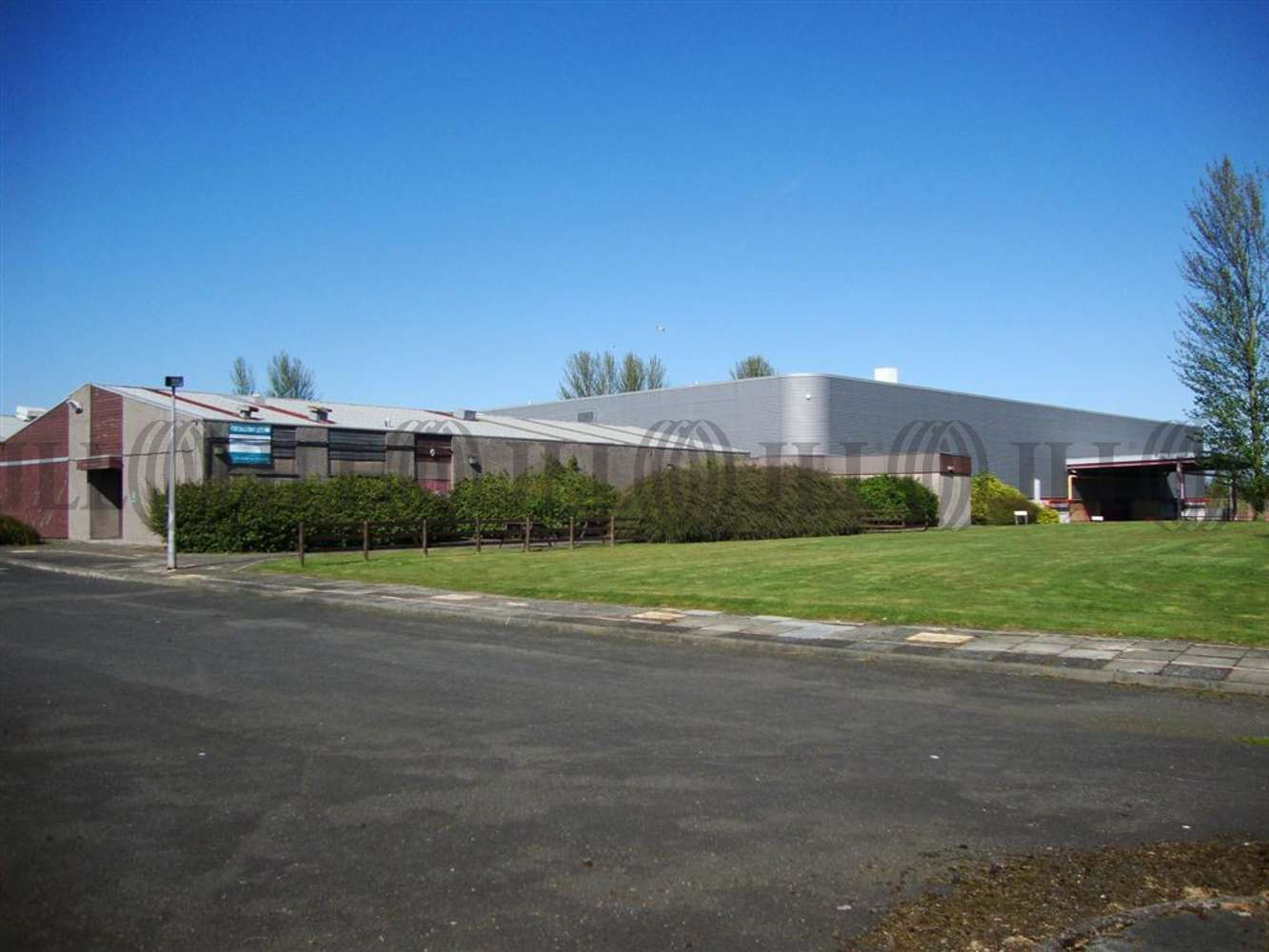 Industrial Glenrothes, KY7 4NX - Former BI Tech Premises - 032