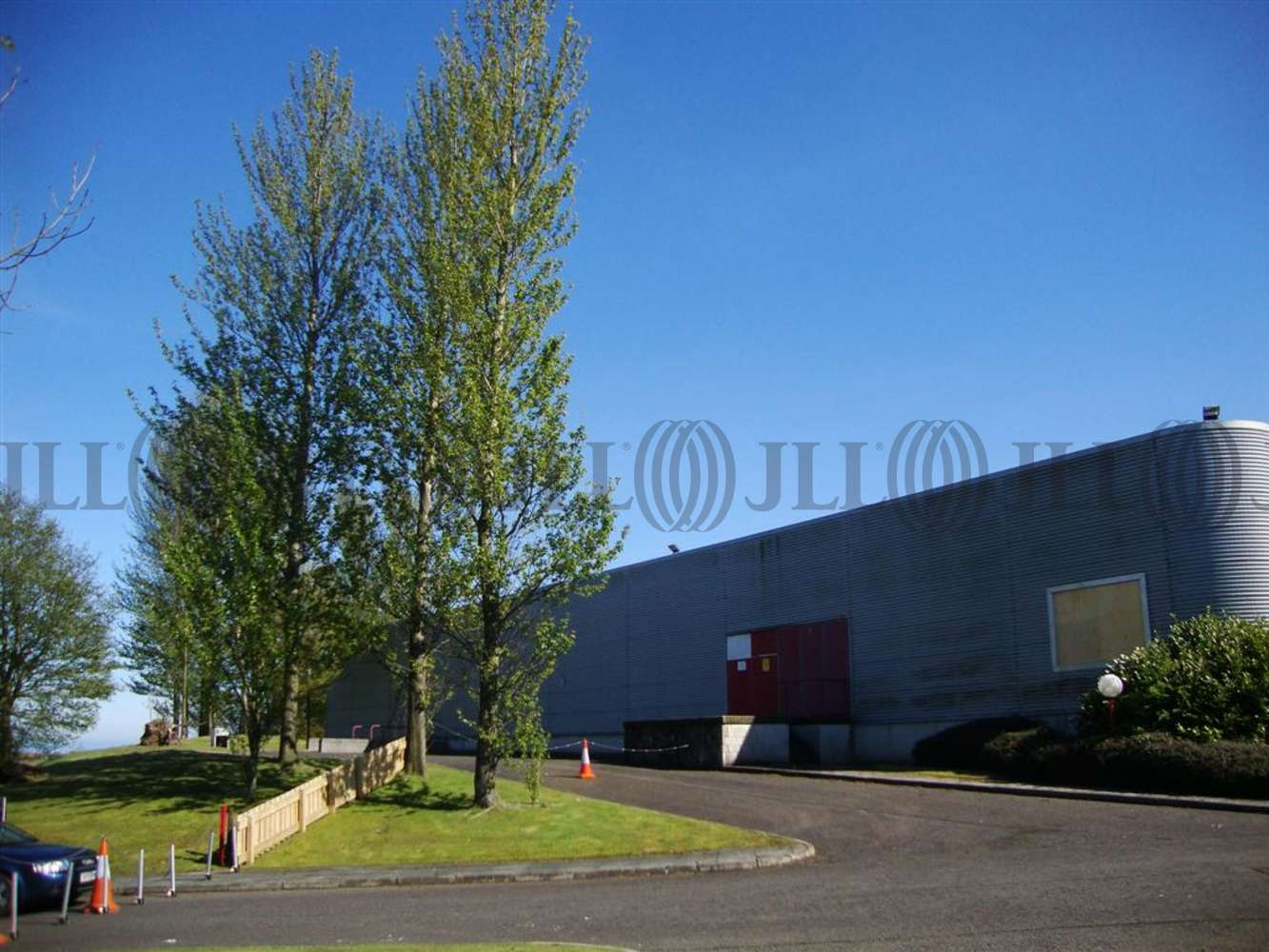 Industrial Glenrothes, KY7 4NX - Former BI Tech Premises - 048