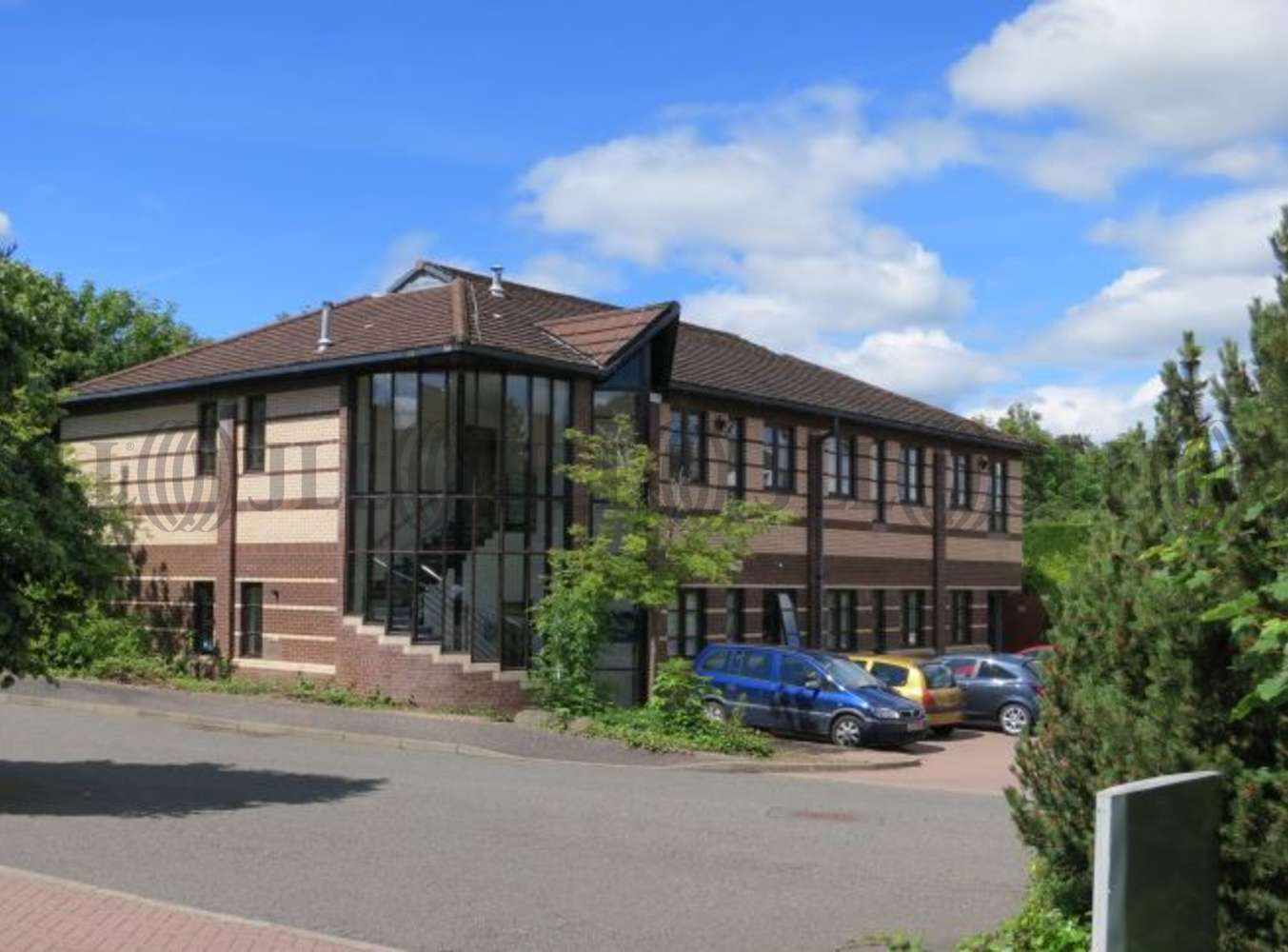 Office Livingston, EH54 7DF - Alderstone Business Park - 005