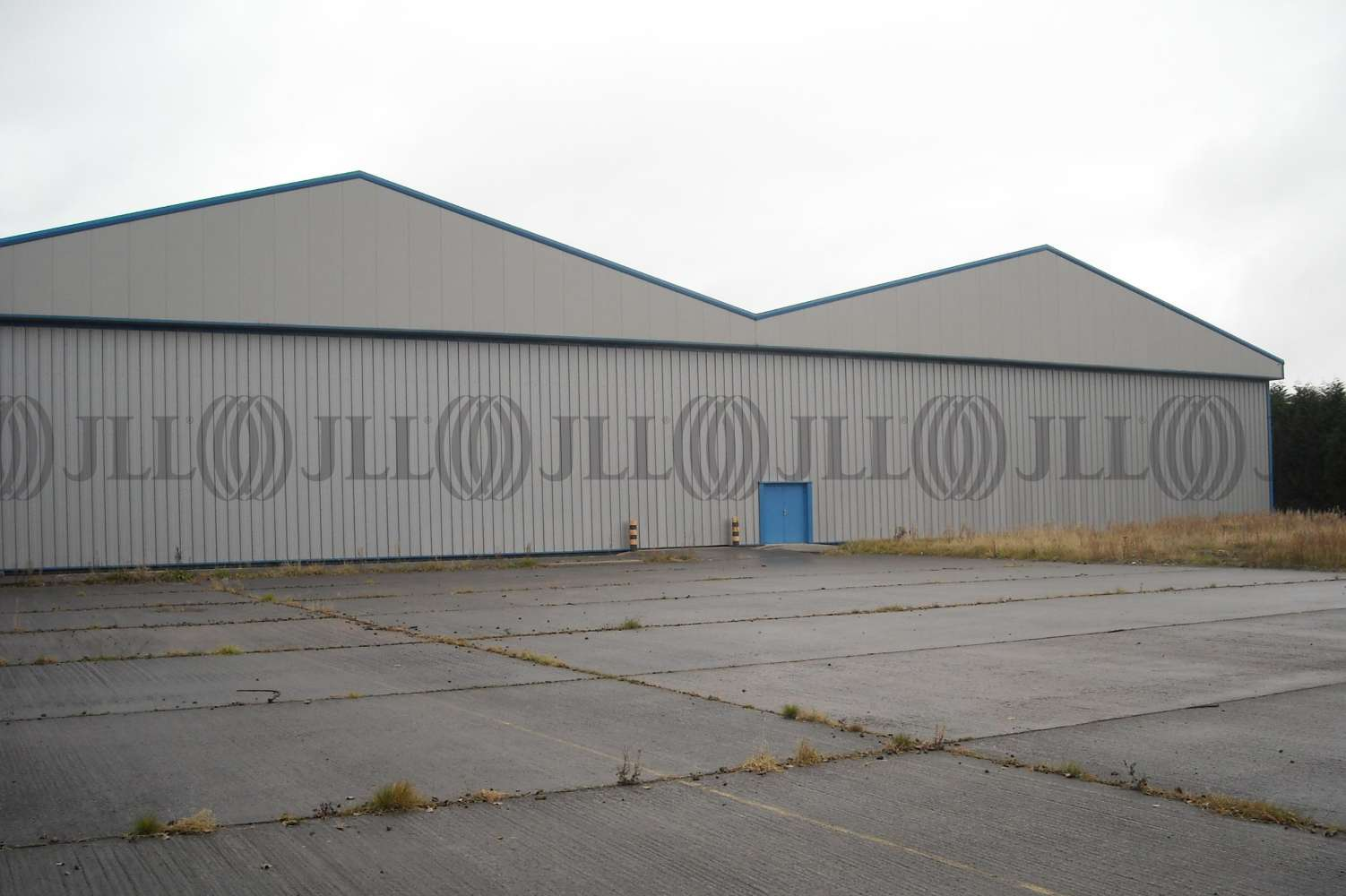 Industrial Rhymney, NP22 5RL - Former Budelpack Premises - 0410