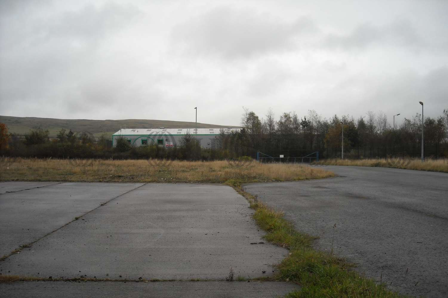 Industrial Rhymney, NP22 5RL - Former Budelpack Premises - 0411