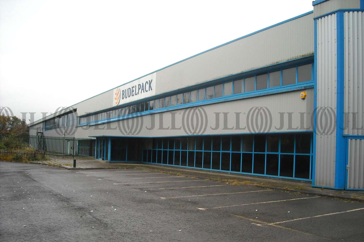 Industrial Rhymney, NP22 5RL - Former Budelpack Premises - 0405