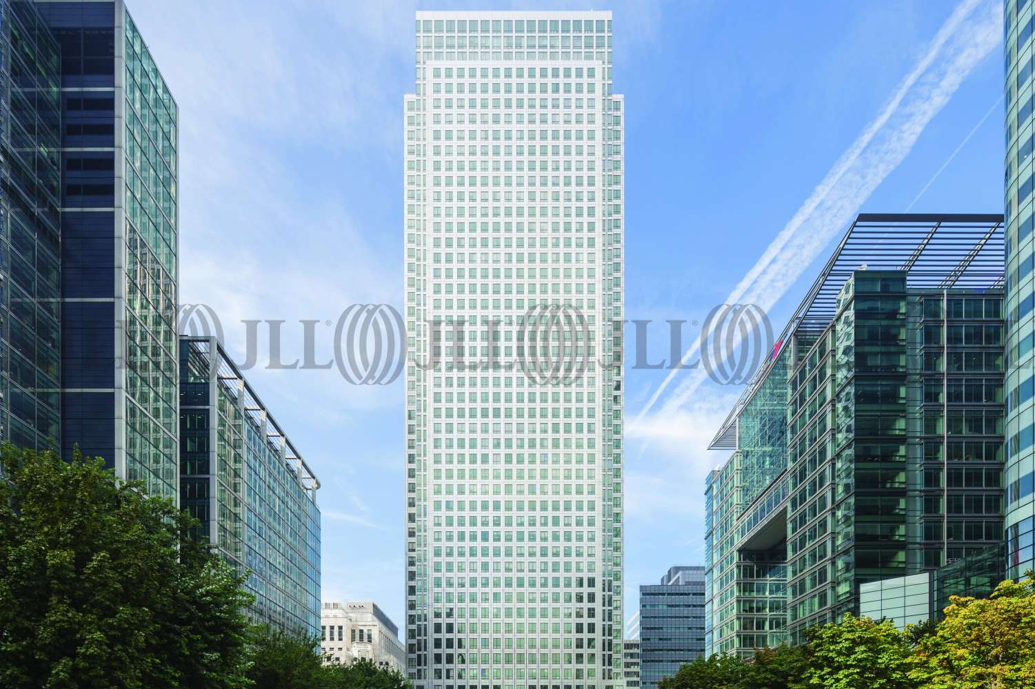 Office London, E14 5AX - 1 Canada Square - 6596