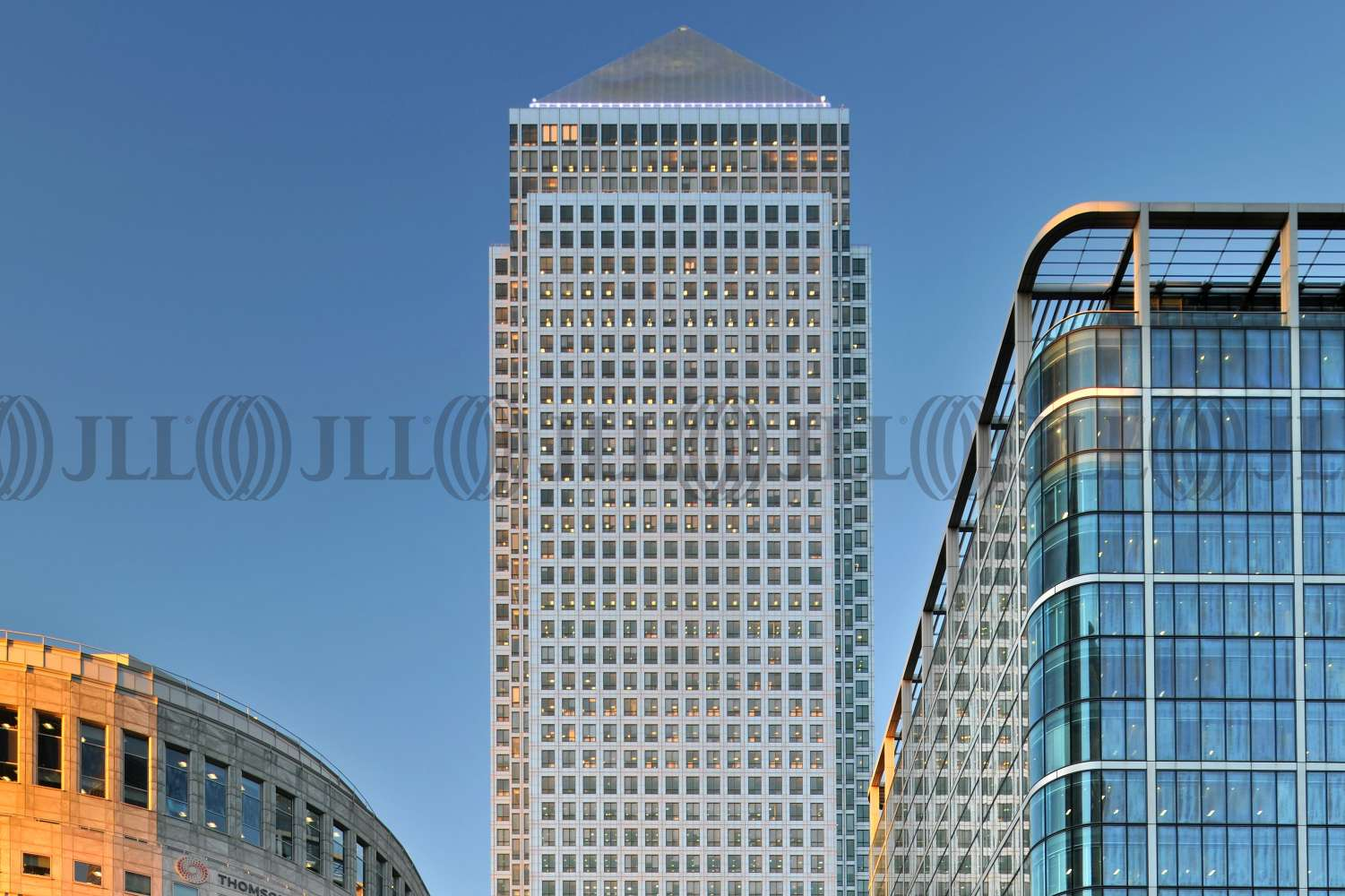 Office London, E14 5AX - 1 Canada Square - 9383