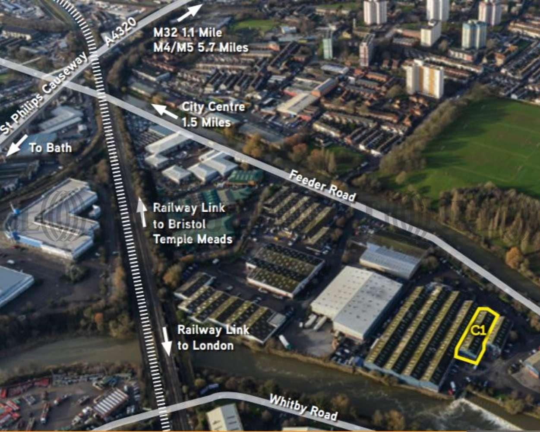 Industrial Bristol, BS2 0UY - C1 St Vincents Trading Estate - 1
