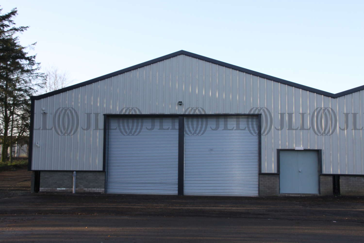 Industrial Glenrothes, KY7 5QF - Craig Mitchell House - 0709