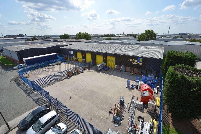 Industrial Trafford park, M17 1SR - Harp Industrial Estate - 1