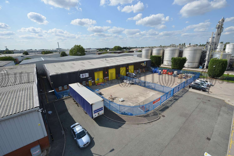 Industrial Trafford park, M17 1SR - Harp Industrial Estate - 3