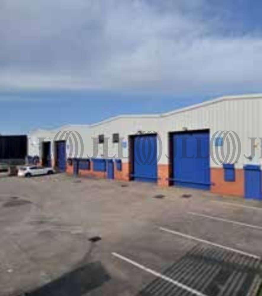 Industrial Trafford park, M17 1SR - Harp Industrial Estate - 17