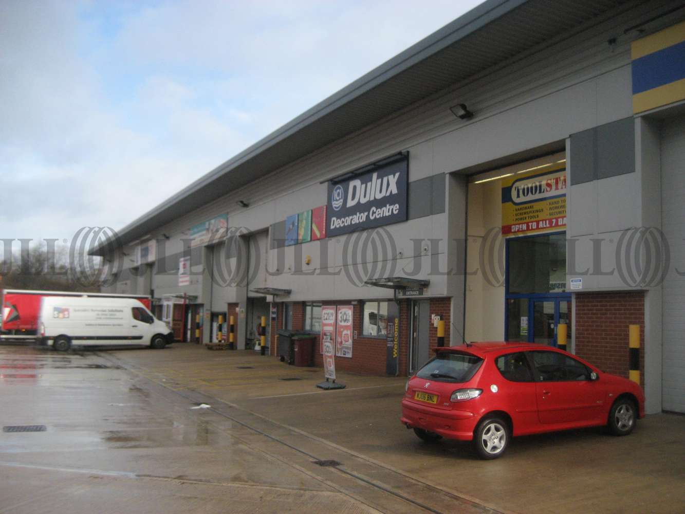 Industrial Rochdale, OL16 5NP - Unit 8, Magnum Trade Park - 357