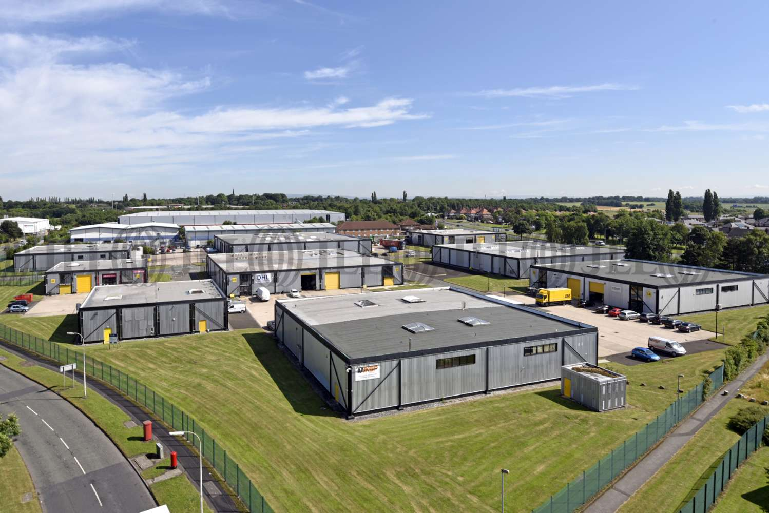 Industrial Warrington, WA2 8RF - Winwick Quay Business Park - 008