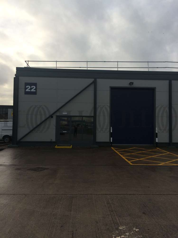 Industrial Warrington, WA2 8RF - Winwick Quay Business Park - 8700