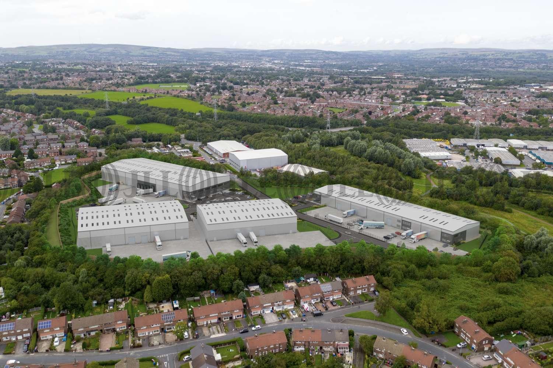 Industrial Salford, M38 9PU - Raven Locks - 94852