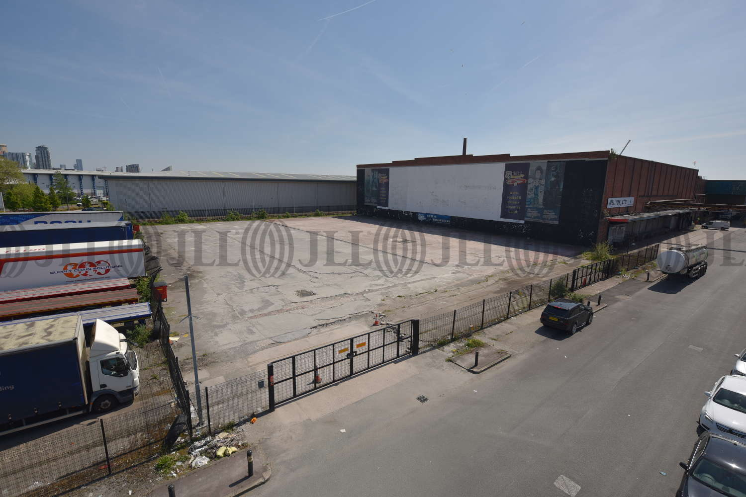 Land Manchester, M17 1HQ - Mosley Road - 162526