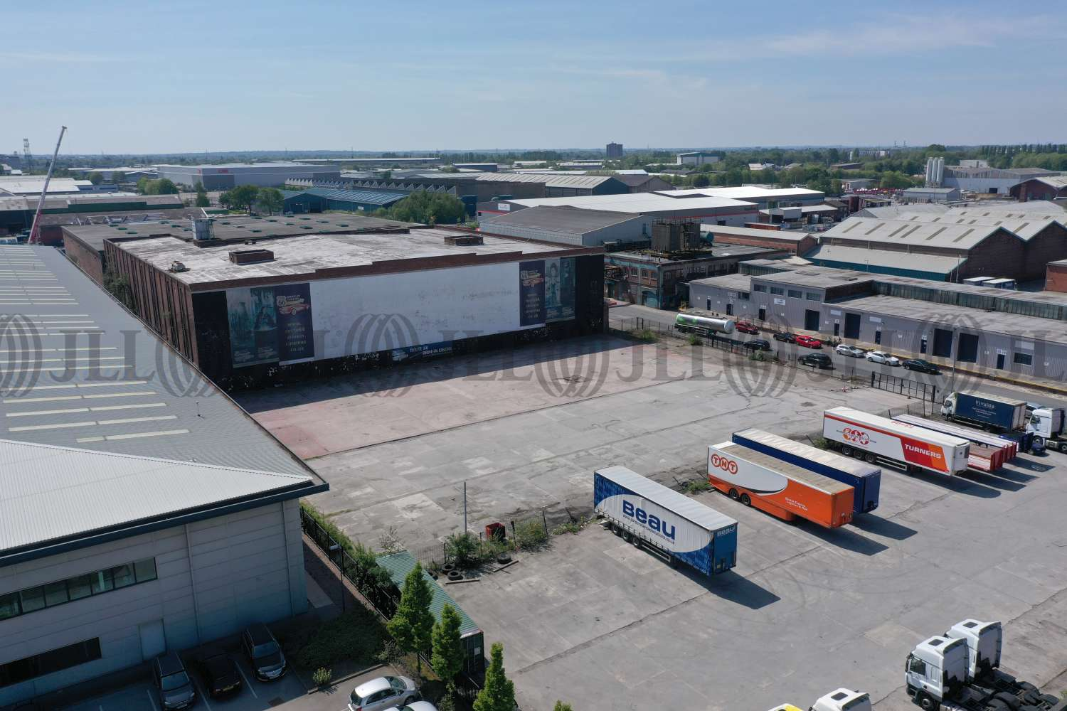 Land Manchester, M17 1HQ - Mosley Road - 0544