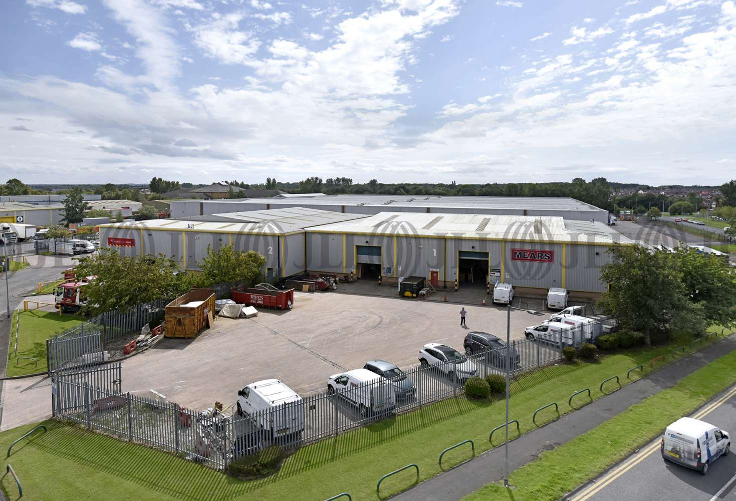 Industrial Wigan, WN4 8DU - Unit 1 Three Sisters Enterprise Park - 11