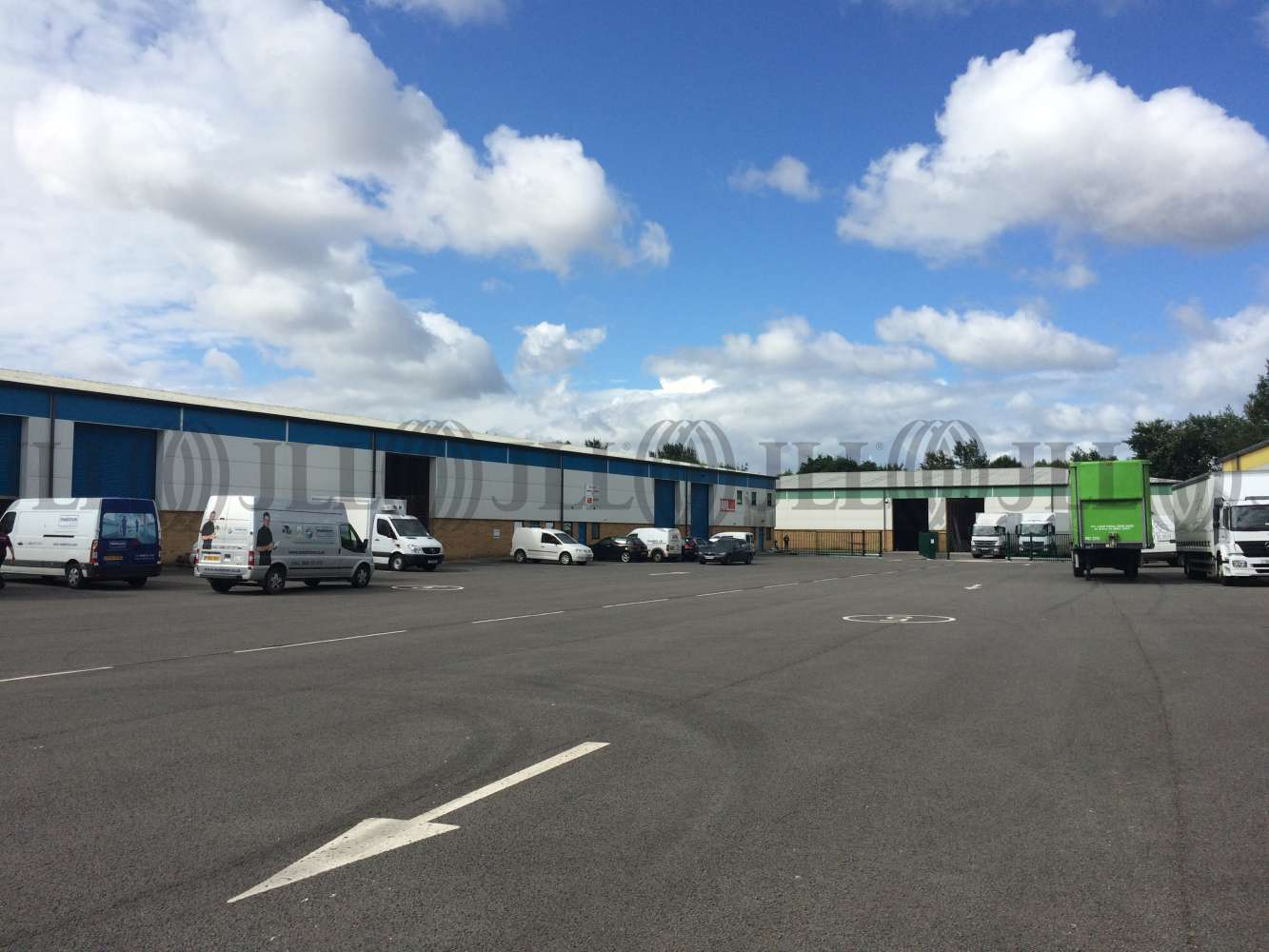 Industrial Cardiff, CF3 2PX - Unit M1, The Levels Business Park - 1011