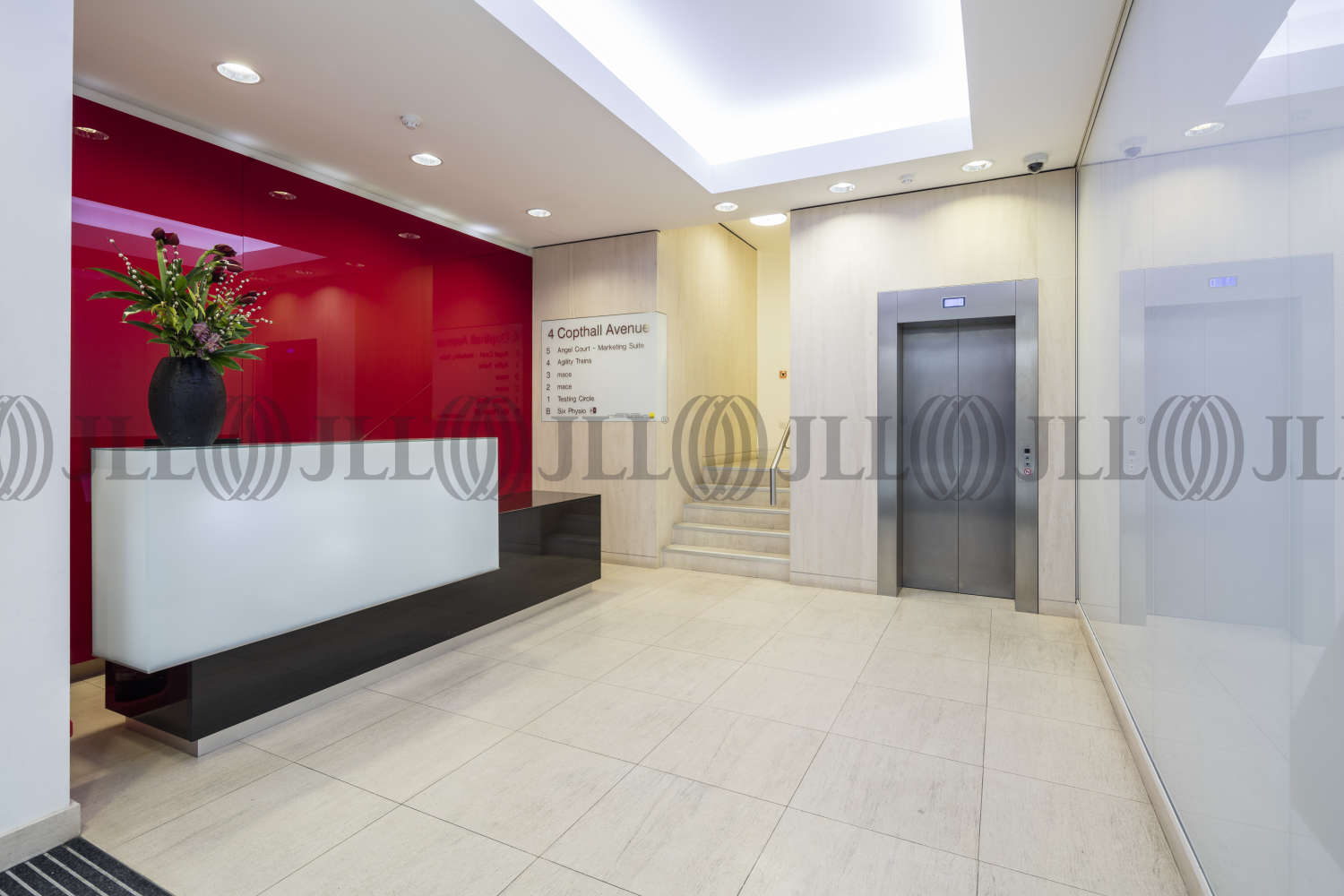 Office London, EC2R 7DA - 4 Copthall Avenue - 7649