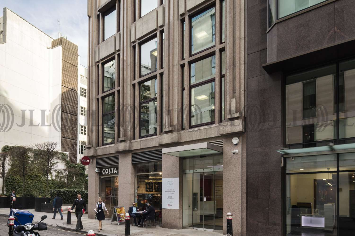 Office London, EC2R 7DA - 4 Copthall Avenue - 7668