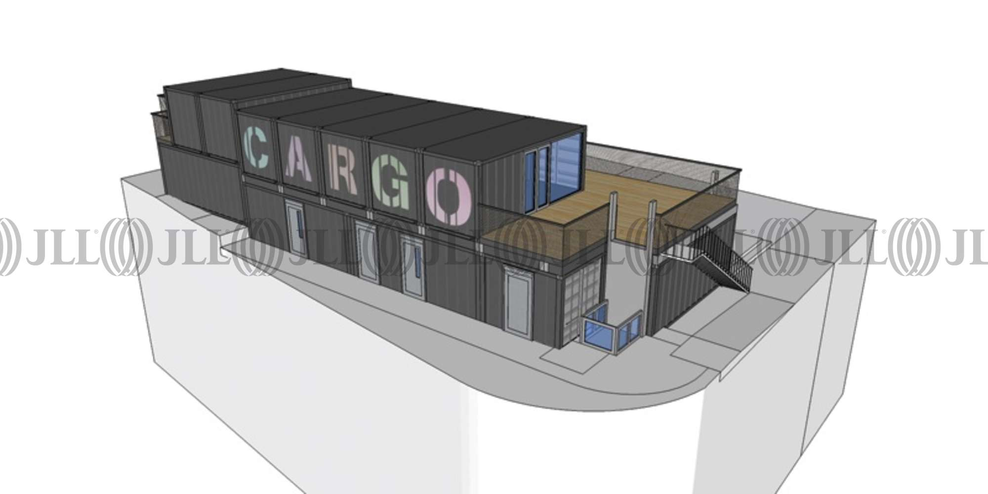 Retail high street Bristol, BS1 5WE - Cargo @ Wapping Wharf - 03