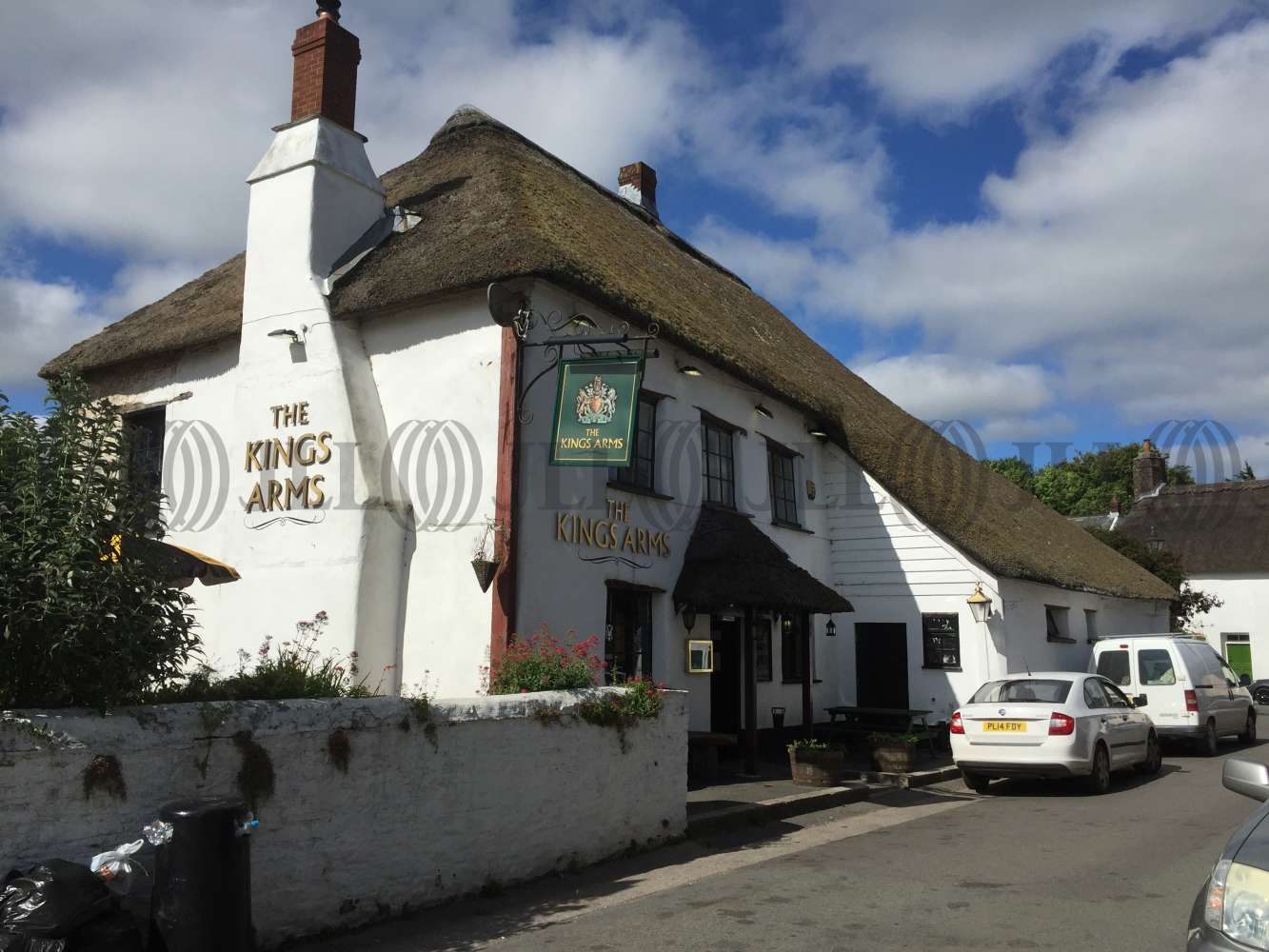 Pub Winkleigh, EX19 8HQ - The Kings Arms - 1068