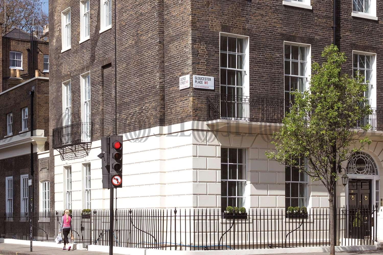 Serviced office London, W1U 8HR - 21 Gloucester Place - 21