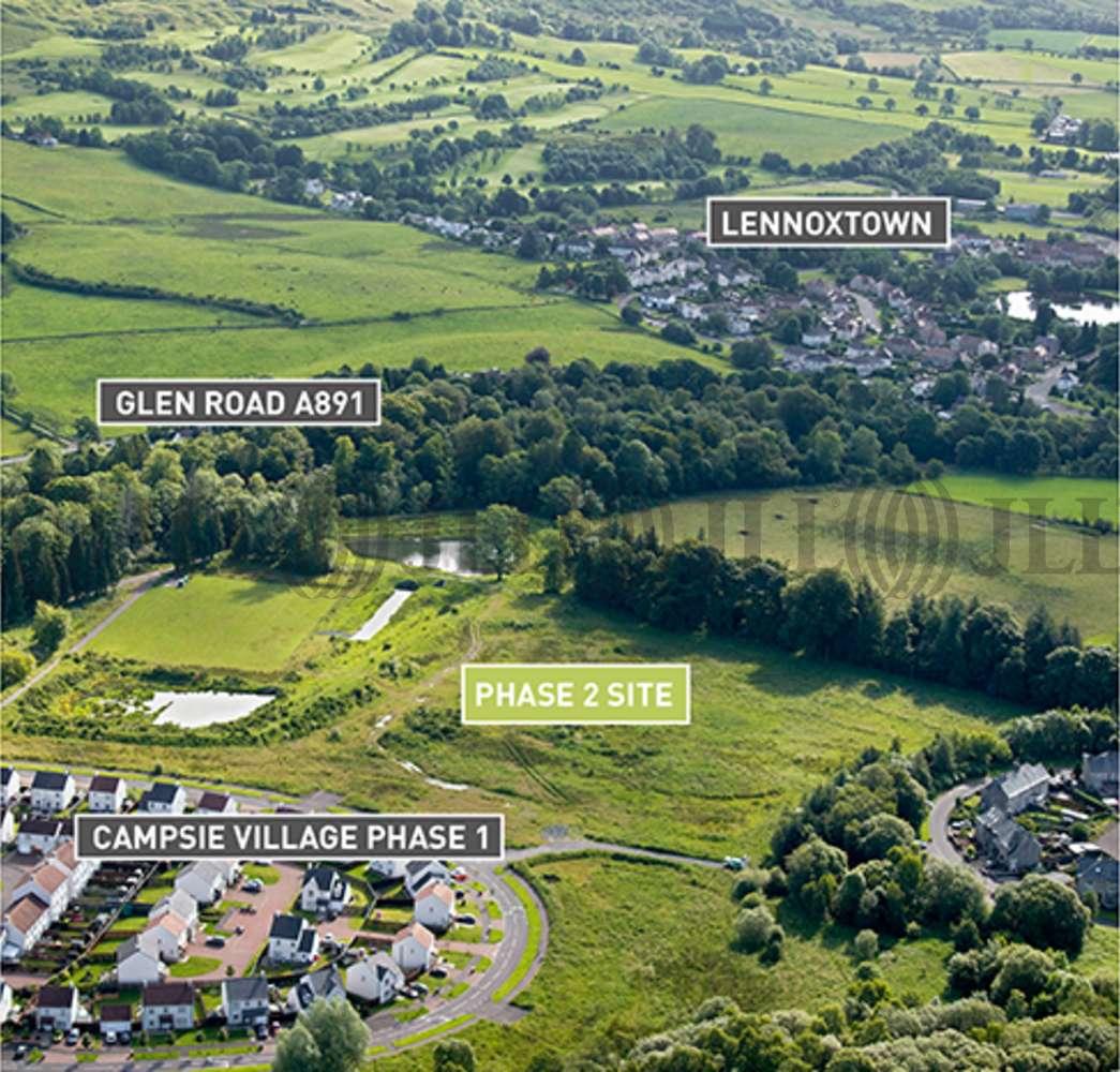 Land Glasgow, G66 7BE - Phase 2, Campsie Village