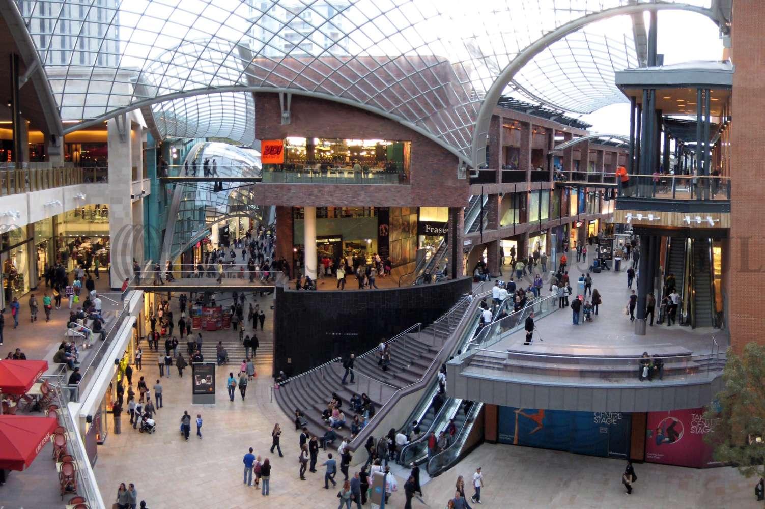 Retail shopping centre Bristol, BS1 3BX - Cabot Circus