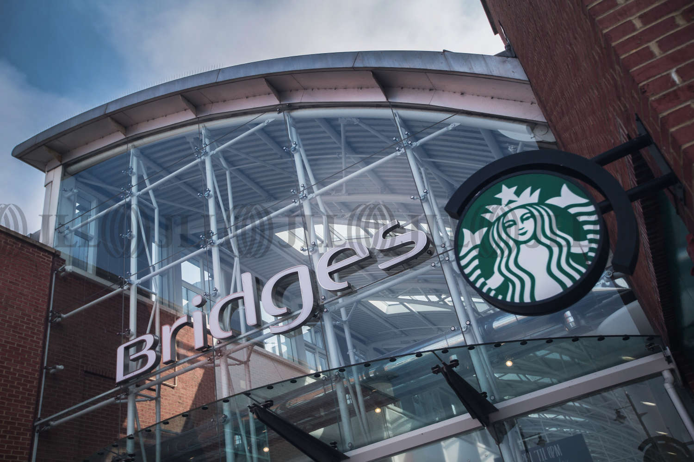 Retail shopping centre Sunderland, SR1 3DR - The Bridges