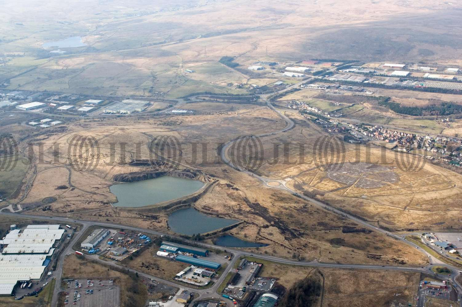 Industrial Ebbw vale, NP23 6PL - Land at Bryn Serth - 6972
