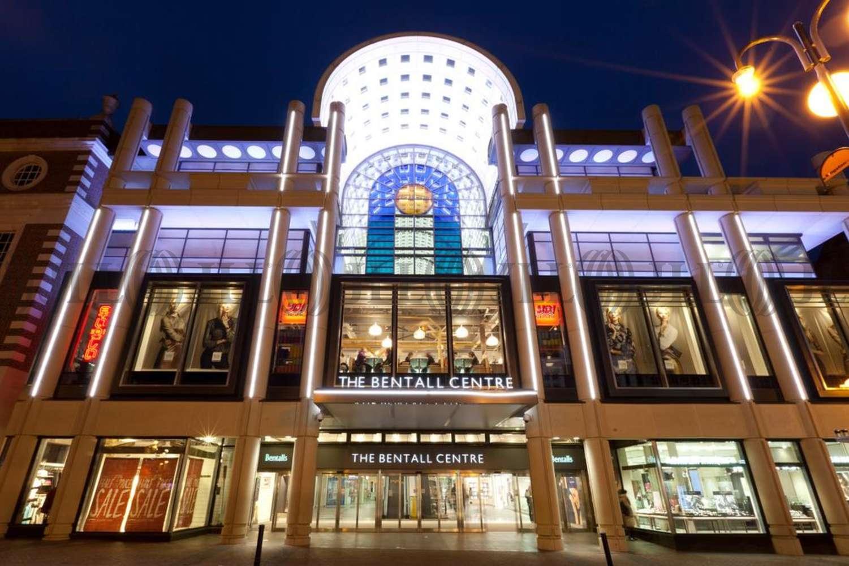 Retail shopping centre Kingston upon thames, KT1 1TP - Bentalls Shopping Centre