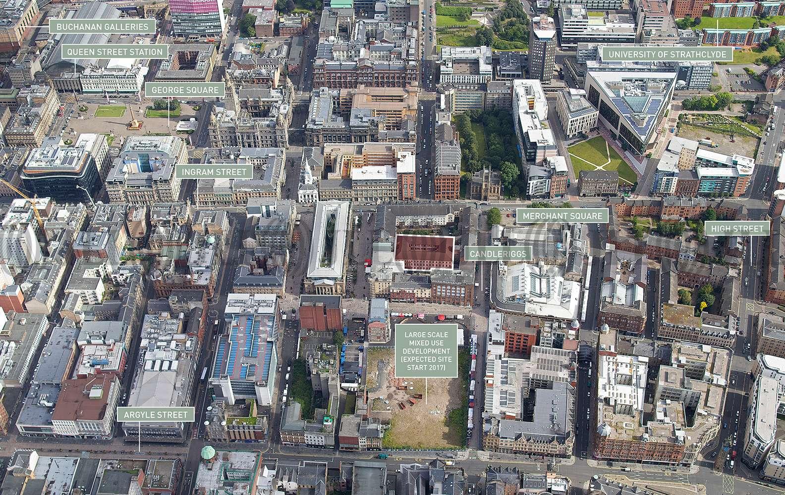 Land Glasgow, G1 1NP - Patrick Thomas Court - 21765