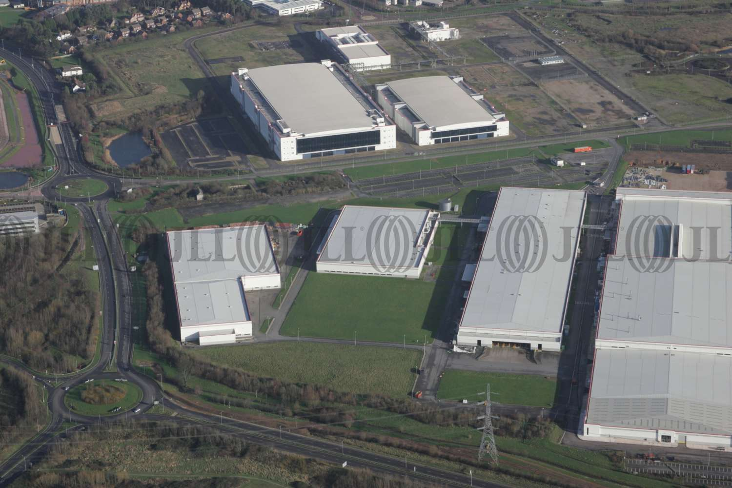 Industrial Newport, NP10 8BE - Units IP1 and IP2 Imperial Park - 25883