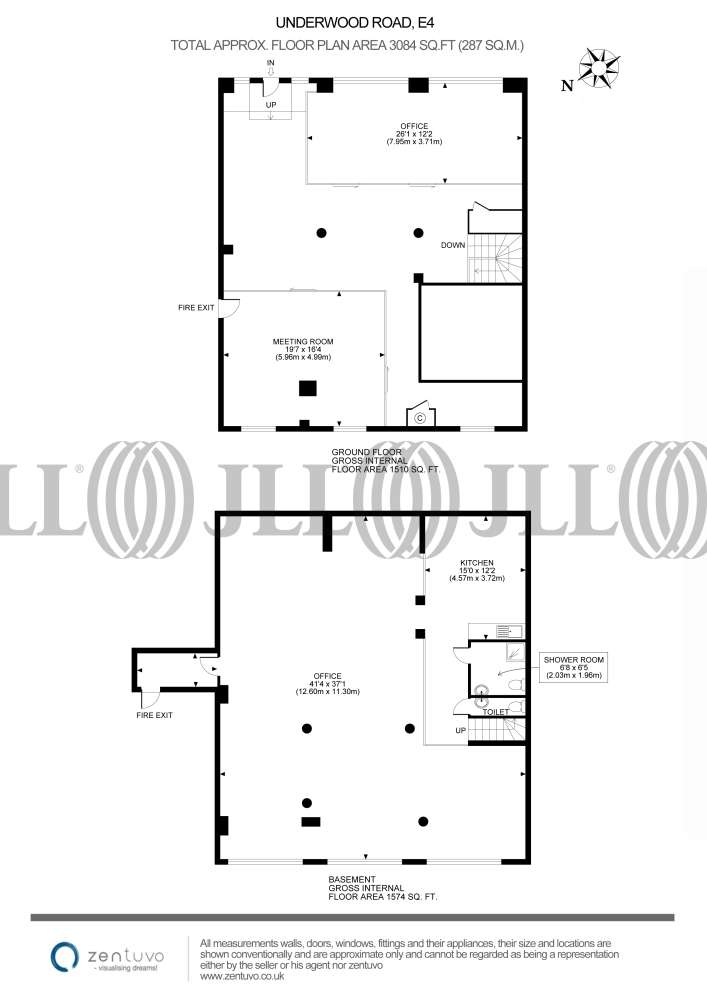Office London, N1 7JQ - 30 Underwood Street - 2