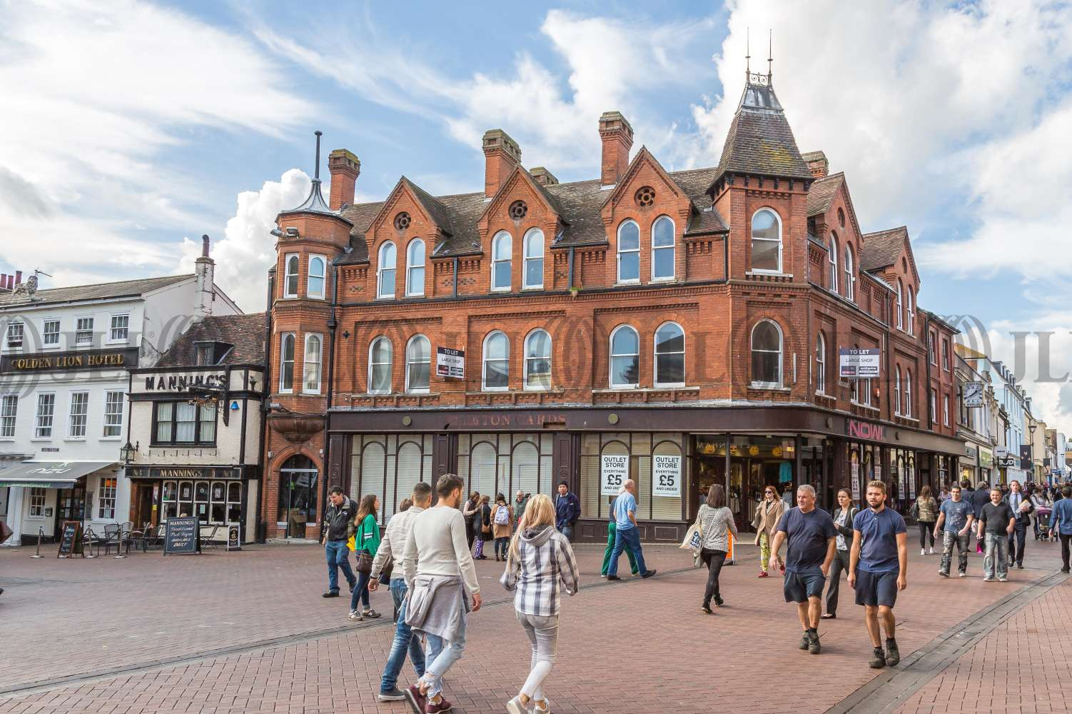 Retail high street Ipswich, IP1 3DR - 1/3 Westgate Street And 2/6 Cornhill