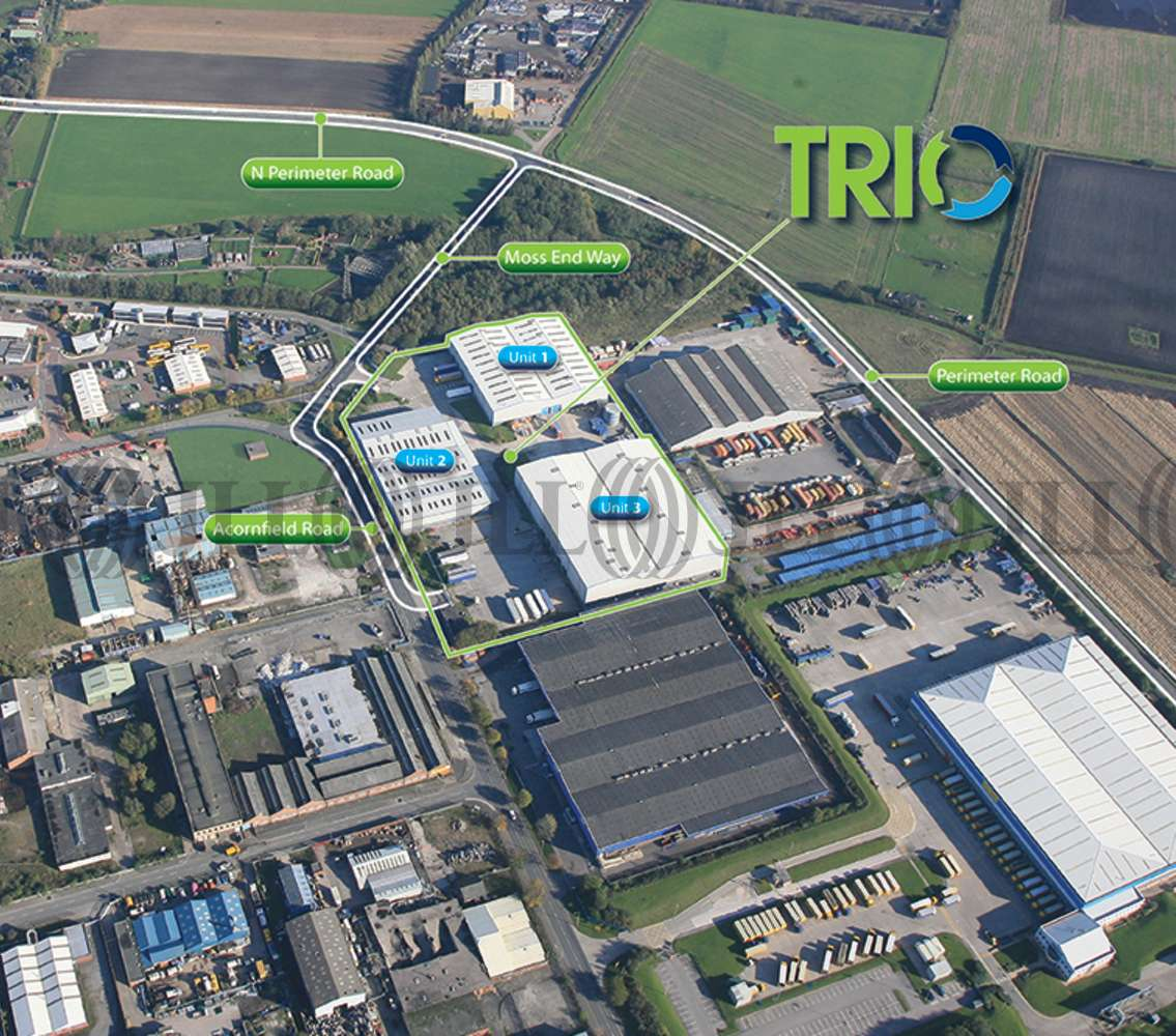 Industrial Knowsley, L33 7UG - Unit 2, Trio - 2