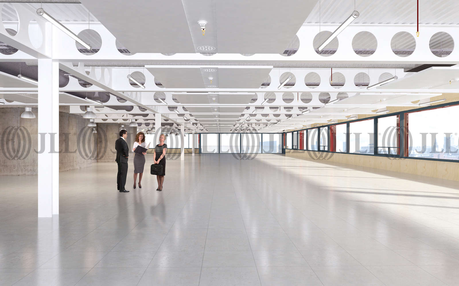 Office Manchester, M3 5ER - Two New Bailey Square  - 3